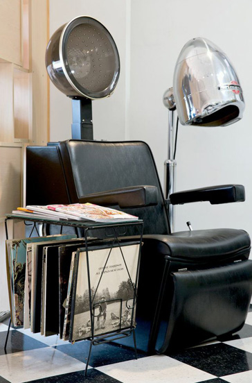 Ciao Salon Chair